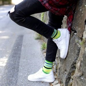 Socks N Socks Underwear & Socks - 3/$25 Socks N Socks Striped Socks